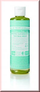 Dr. Bronner's Shampoo: neutral/mild BIG BOTTLE